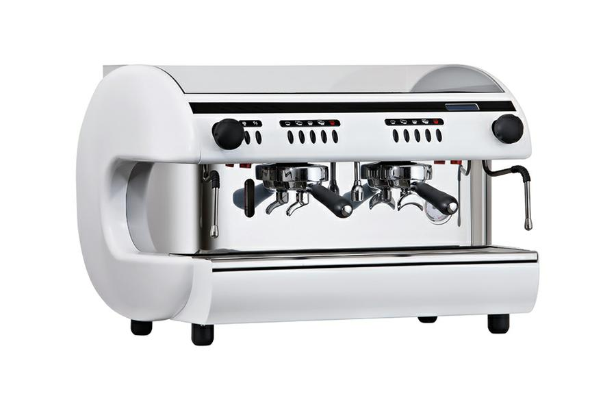 white cime coffee machine | matteo coffee